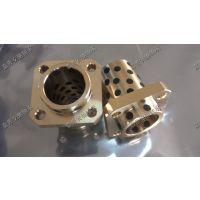 定做JDB650自润滑轴承,QSn4-3锡青铜无油轴承铜套加石墨直司