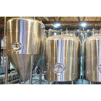 普拉那小型啤酒厂设备怎样进行安装调试