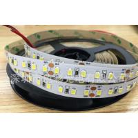 厂家供应高品质 LED 2835 120灯/米IP20不防水 DC12V/24v 白板 10MM灯条
