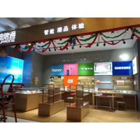 新疆手机展柜行业推荐利豪展柜从事展柜服务17年