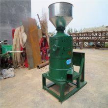 粮店专用碾米机 润众 多功能五谷杂粮碾米机