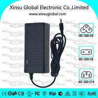 42V1.25A锂电池充电器,FCC/PSE认证,电动自行车充电器,带转灯