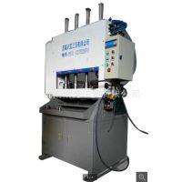 全自动板牙机 电动攻丝机 济南纳克厂家直销 管件攻丝机
