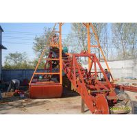 挖沙船|扬帆机械(图)|斗轮式挖沙船