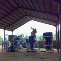 郑州天匠供应大型8-15多功能全自动免烧砖机 树坑砖机 海绵砖机