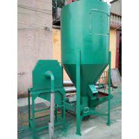 立式饲料搅拌机 思路生产畜牧养殖机械 玉米粉碎猪饲料加工设备立式搅拌机