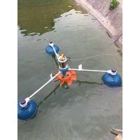 三浮球鱼塘增氧机鱼塘增氧泵河塘养鱼泵打氧机