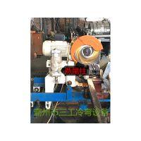 [三工冷弯] 燕尾柱设备 专业生产燕尾柱成型机 霸州专业冷弯设备厂