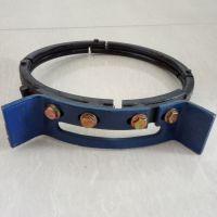 16T电动葫芦导绳器河南价格多少 钢筋材质导绳器 防止卷筒乱排绳卷线器 亚重
