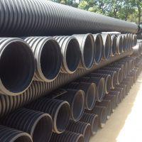 云南塑料管厂家 昆明塑料波纹管价格 昆明双壁波纹管批发 材质HDPE