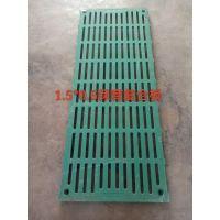 厂家直销1.5保育复合材料产床漏粪板塑料漏粪板