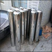 清又清销售封开县酒店污水处理用不锈钢过滤罐循环水石英砂过滤罐