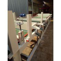 水泥砂浆岩棉复合板设备 水泥岩棉复合生产线 美工