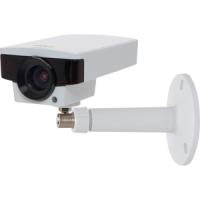安讯士AXIS M1114-E 网络摄像机 用于户外监控、经济型HDTV专业监控摄像机