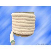 陶瓷纤维绳扭绳 陶纤绳 硅酸铝绳 耐高温密封条