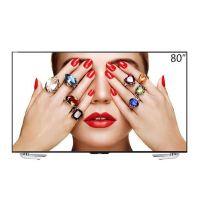 夏普(SHARP) LCD-80X818A 80英寸4K超高清HDR智能安卓7.0网络液晶平板电视机