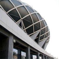 盾安450全国地区 展览馆65-430铝镁锰金属屋面直立锁边 浙江金铄