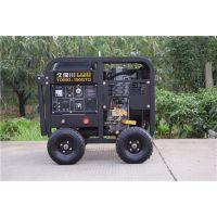 190自发电汽油发电电焊机优点
