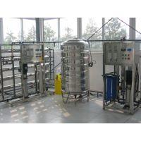 供应三门峡商业工业净水设备 0.25吨全自动不锈钢纯水机 桶装水生产设备亮晶晶水处理经验10余年