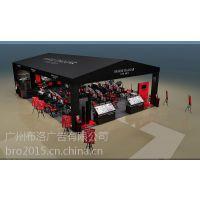 广州线下品牌推广活动执行团队提供搭建制作服务