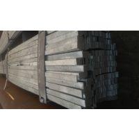 外墙施工连接用镀锌扁铁 唐山热镀锌扁钢厂家 Q345B合金扁钢价格