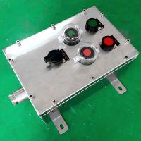 BXK-A2D2K1G不锈钢防爆防腐控制箱 精密高质量厂家制作