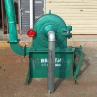 陕西省加厚加重齿盘式磨粉机 五谷杂粮粉碎机 鼎达机械
