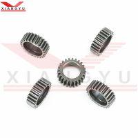 环保设备零件24齿粉末压铸铁基小齿轮厂家加工定制