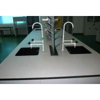 实验室用中央洗涤台采用环氧树脂台面