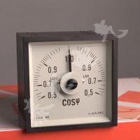 61L14-COS功率因素表 F72-FTZ广角度功率因数表 0.5-1-0.5