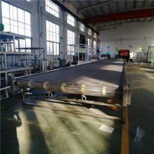 网带斜坡输送机/网孔输送带/自动化上料机提升机/工业生产流水线/德隆非标定制