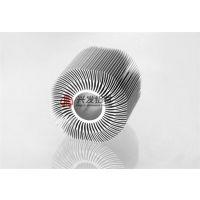 兴发铝业铝型材散热器|太阳花散热器型材|批发
