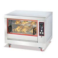 丰城旋转式电烤炉 卧式烤鸡炉多少钱一台