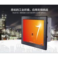 嵌入式12寸工业平板电脑触摸一体机12.1寸工控机宽温无风扇