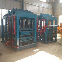 6-15全自动免烧砖机厂家 环保砖设备 混凝土制砖机价格