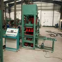厂家直销 4-15全自动 免烧砖机 移动式 液压 连锁制砌块机梦人