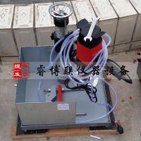 睿博联HMP-150混凝土芯样磨平机