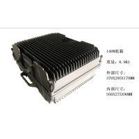 铸铝通信机箱,散热机箱,LTE-140W机箱