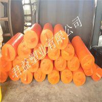 塑料浮筒ø300*1000 用于江河海上的塑料浮筒