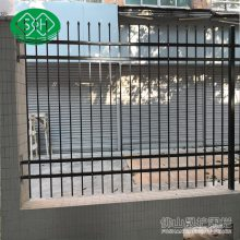 惠州草坪防护栏 揭阳锌钢护栏厂家 中山定制厂区隔离围栏