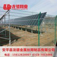围墙栅栏规格 热镀锌围墙护栏 隔离铁丝网厂