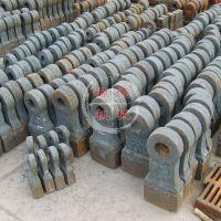 合金高耐磨破碎机专用锤头 定制各种型号高铬铸钢锤头