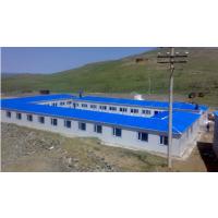 内蒙古赤峰厂家直销钢结构彩钢活动房祈虹彩钢板
