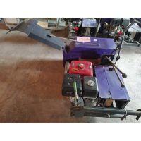 双赢食用菌汽油机拌料机|汽油机菌料翻堆搅拌设备