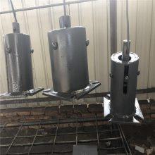 齐鑫供应弹簧支吊架,碳钢管托,H型管托,水平管支架