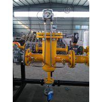 润丰T型燃气过滤器天然气管道过滤器RFG系列过滤面积大