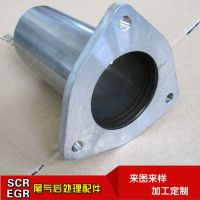 法兰加工厂家供应不锈钢法兰盘 焊接法兰 非标法兰定制 SCR配件