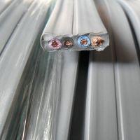 电梯电动门扁平电缆 PVC电梯控制随行电缆 电梯起重机电缆