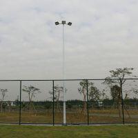 专业设计足球场照明灯光 相连足球场灯杆高度计划 云浮高杆灯厂家