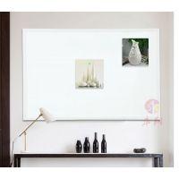 珠海磁性公告栏a肇庆表格白板办公室a河源写字板玻璃白板挂式